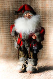 Mini Santa Claus Imagem de Stock Royalty Free