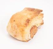 Mini sausage pastry Stock Photo