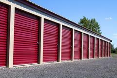 Mini Self Storage Rental Units photo libre de droits