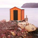 Mini shed Stock Photo