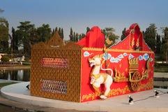 In Mini Siam Park Stock Photos