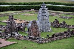Mini Siam in Pattaya, Thailand Stock Images