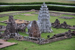 Mini Siam à Pattaya, Thaïlande Images stock