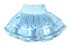 Mini skirt Royalty Free Stock Image