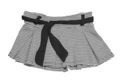 Mini skirt Royalty Free Stock Image