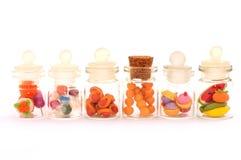 Mini snacks model Stock Image