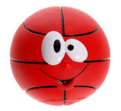 Mini soft basketball Stock Images