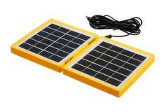 Mini solar panel Royalty Free Stock Photos