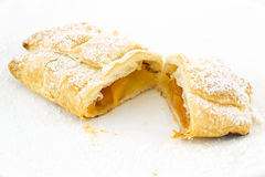 Mini strudel Royalty Free Stock Photos