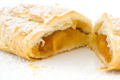 Mini strudel Royalty Free Stock Images
