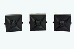 Mini surveillance cameras Stock Photos