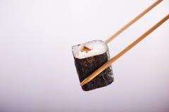 Mini- sushi royaltyfri fotografi