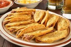 Mini tacos Obrazy Stock