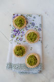 Mini tarts Stock Photography