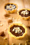 Mini tarts Royalty Free Stock Images