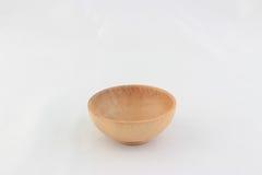 Mini taza del aislante en el fondo blanco Foto de archivo libre de regalías