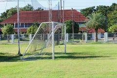 Mini terrains de football Photos libres de droits
