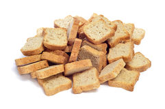 Mini toasts Stock Photos
