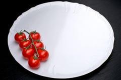 Mini tomato Stock Image
