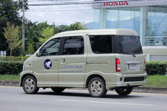 Mini Tongfong van of VA Tours and Travel. Stock Photos