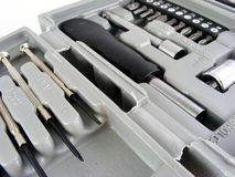 Mini Tool Kit 9 Royalty Free Stock Images