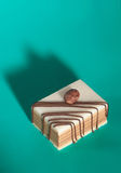 Mini torta Fotografía de archivo