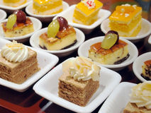 Mini torta Fotografie Stock