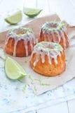 Mini tortas Imagen de archivo