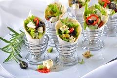Mini tortillas Royalty Free Stock Image