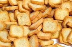 Mini tostadas Imagen de archivo libre de regalías