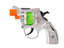 Mini toy gun Stock Photography