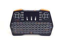 Mini- trådlöst tangentbord royaltyfri foto