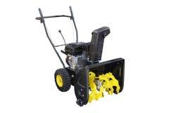 Mini tractor Stock Image
