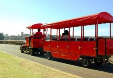 Mini Train ride Royalty Free Stock Photography