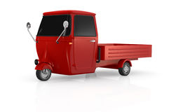 Mini truck Stock Image