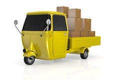 Mini truck Royalty Free Stock Photography
