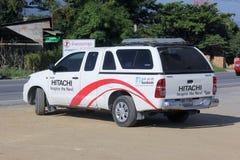Mini truck of Hitachi thailand Stock Photography