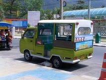 Mini Truck Tuk tuk taxi Phuket Royalty Free Stock Photos