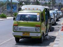 Mini Truck Tuk tuk taxi Phuket Royalty Free Stock Photography