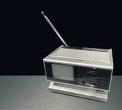 Mini TV Imagen de archivo libre de regalías