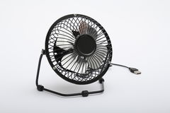 Mini usb fan Royalty Free Stock Photography