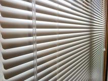 Mini vara de la ventana de las persianas Fotos de archivo libres de regalías