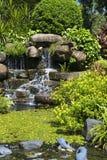 Mini- vattennedgång Arkivbilder