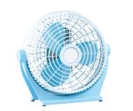 Mini ventilador elétrico portátil Foto de Stock Royalty Free