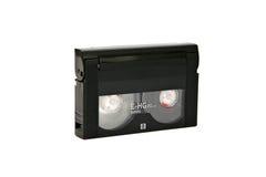 Mini videokassette Stockbilder