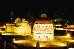 Mini- vit kupol arkivbilder