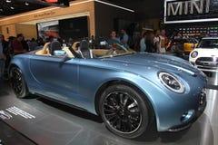 Mini voiture de concept Photo libre de droits