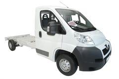 Mini vrachtwagen stock foto