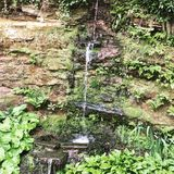Mini Waterfall Foto de archivo libre de regalías