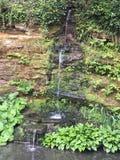 Mini Waterfall Stock Foto's